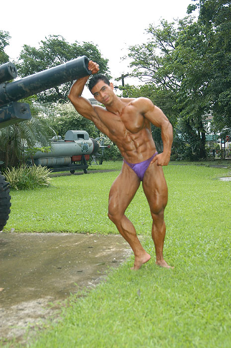 Filipino Muscle Men